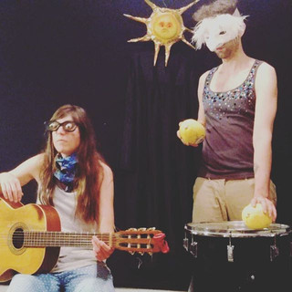 Band Practice with Moth Orbit Object Theatre