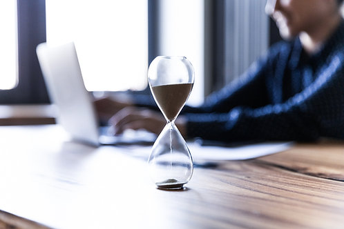 Successful Self-Organization and Effective Time Management