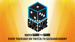 Game the Game title card