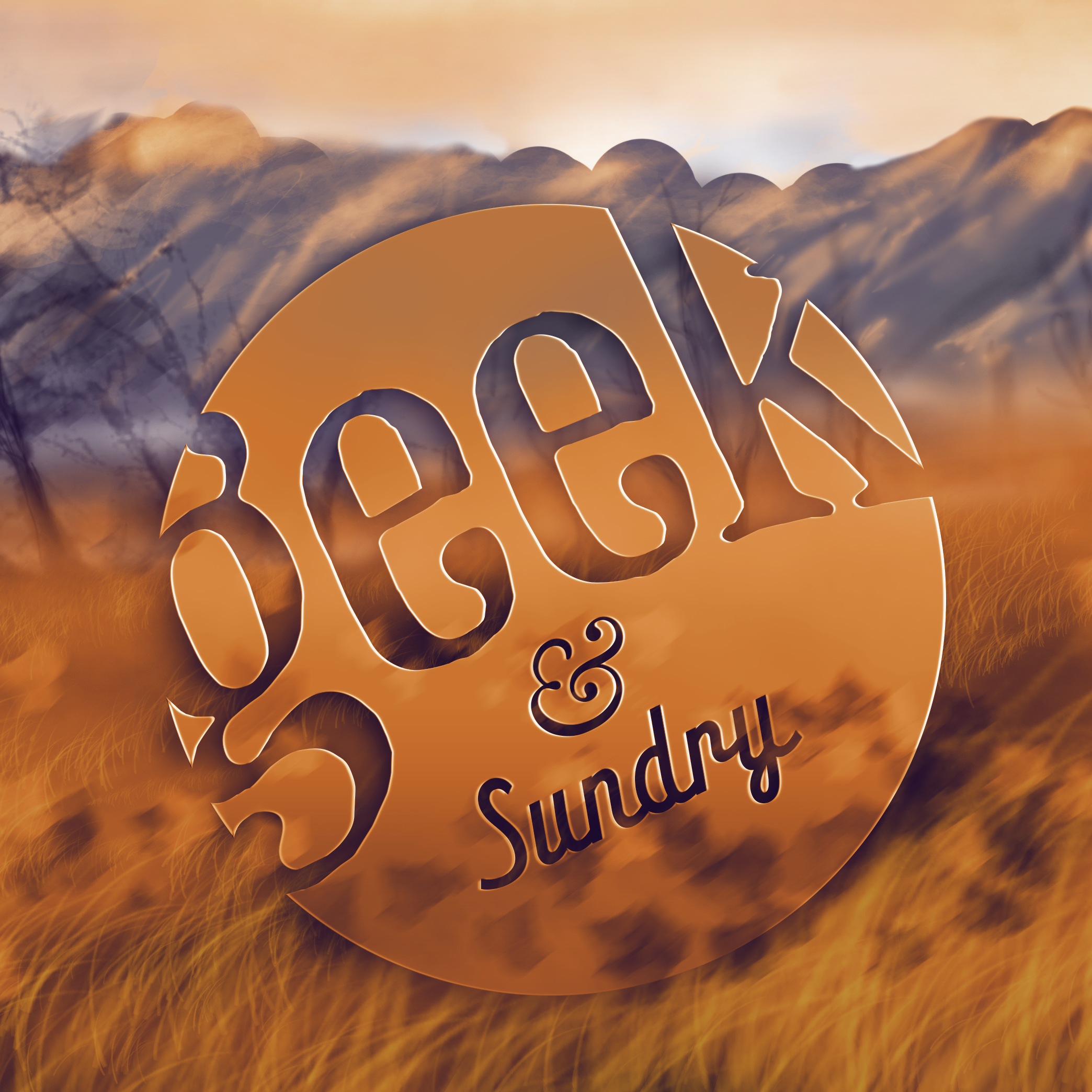 Geek & Sundry Autumn Theme