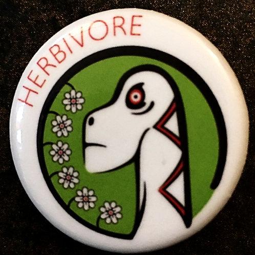 Herbivore Pin Circle Dino