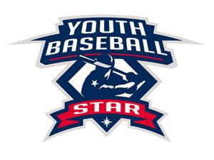 Youth Baseball Star logo