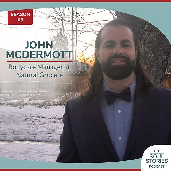 John McDermott Suicide Prevention
