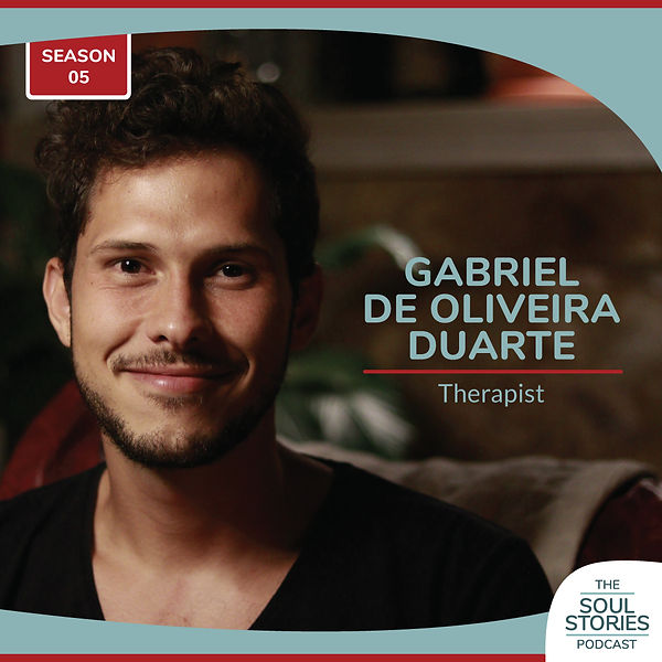 Gabriel de Oliveira Duarte therapist and healer