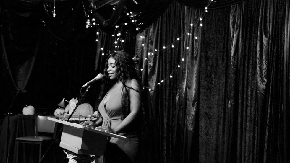 Liminal, a Denver storytelling event
