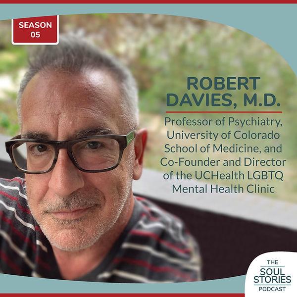 Dr. Robert Davies LGBTQ Mental Health Trans Health