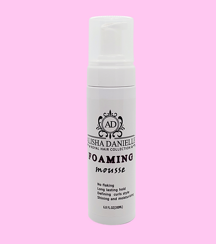 Foaming Mousse