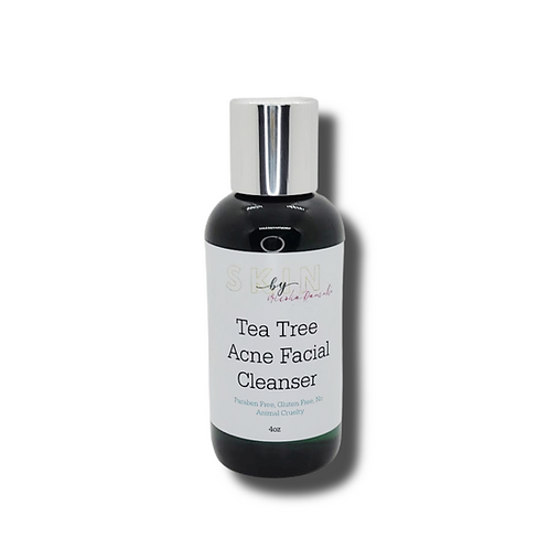 Tea Tree Acne Facial Cleanser