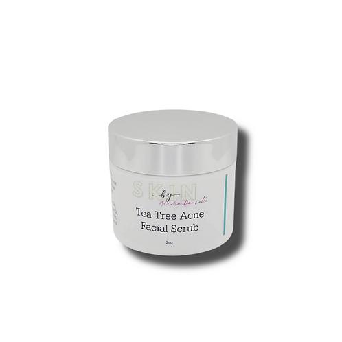 Tea Tree Acne Scrub
