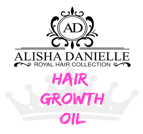 AD Hair Growth Oil