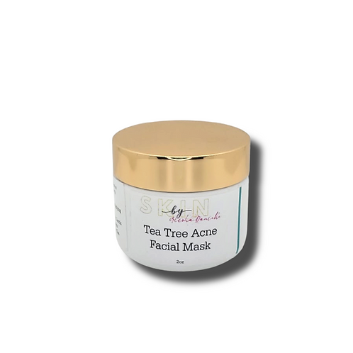 Tea Tree Acne Facial Mask