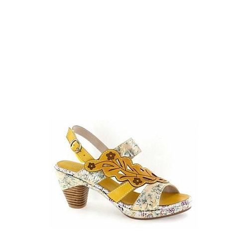 laura vita: beclfort - yellow