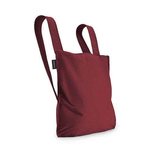 notabag - wine red