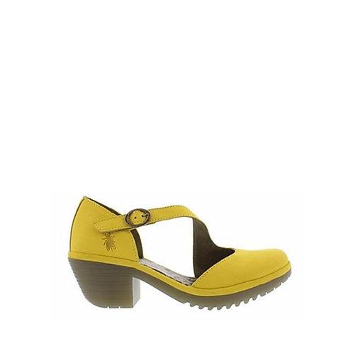 fly london: wako - yellow