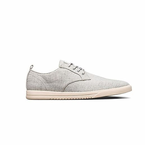 clae: ellington - gravel herringbone