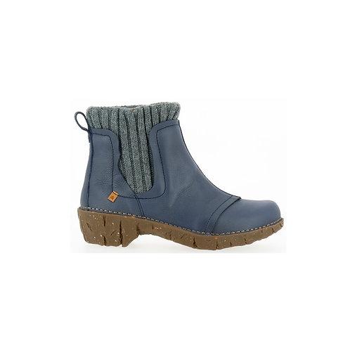 el naturalista: yggdrasil in blauw