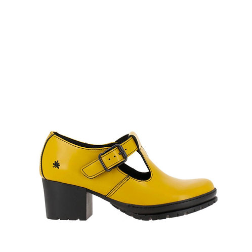 art: camden - city yellow