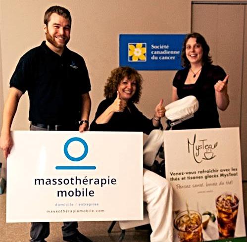 Massothérapie Mobile Sherbrooke