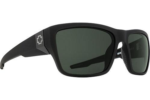 Dirty Mo 2 Soft Matte Black HD Plus Gray Green Polarized