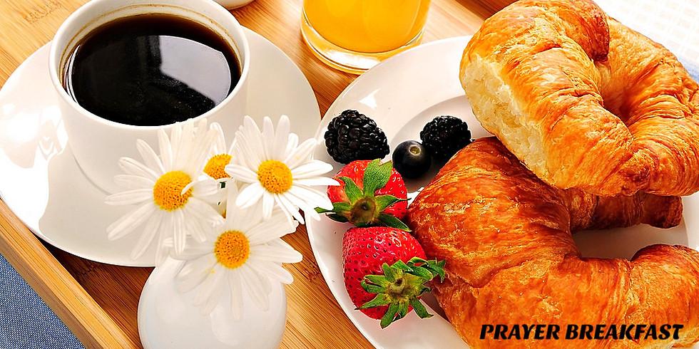 Prayer Breakfast 6th Oct