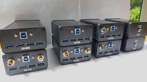 Isolated USB Audio