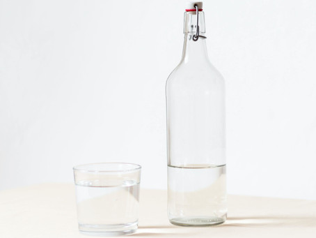 Glass half empty? Fashion and the water crisis