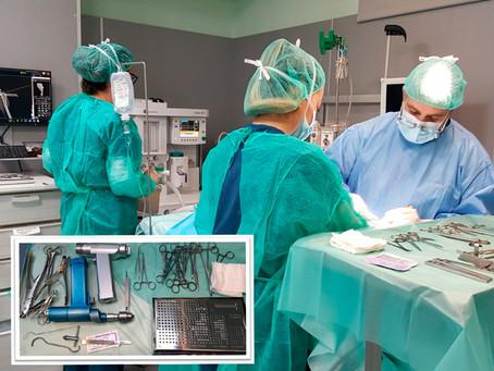 Cirugía de rodilla