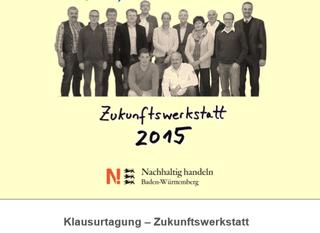 Zukunftswerkstatt Gemeinde Wain 2015