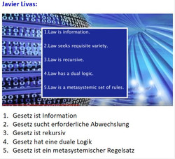 law is recursive