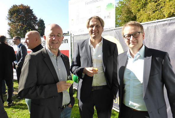 G. Zeller, A. Henle, M.Mark