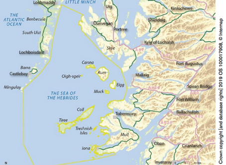 Sea of the Hebrides: Possible MPA