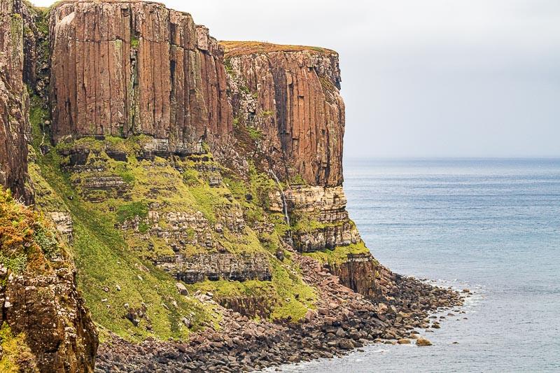 Kilt Rock - Isle of Skye. Image by Paul Sharman Outdoors.