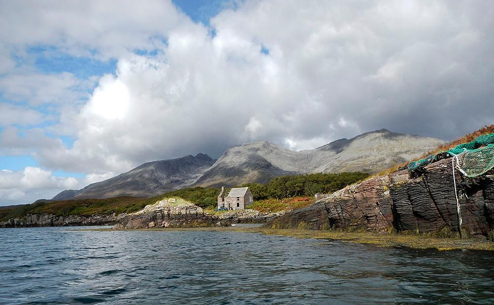 Coastal scenery of Scotland