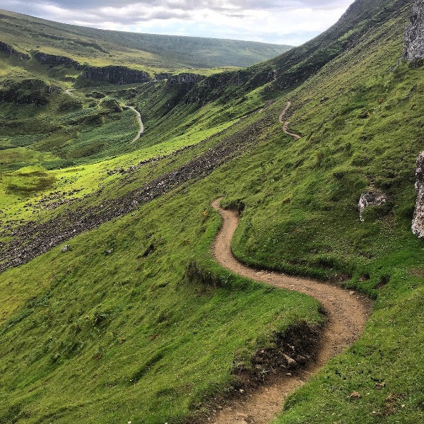 The Quiriang - Isle of Skye. Image by Slamtilt from Pixabay
