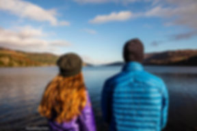 VisitBritain - Loch Ness Couple (Credit