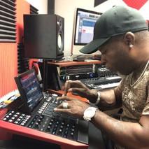 DJ Fury making beats