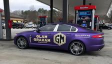 Glam Graham Google Me Bitch Jaguar XF