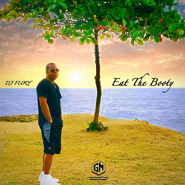 DJ Fury Eat Da Booty Single Cover