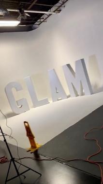 Glam Graham Letters
