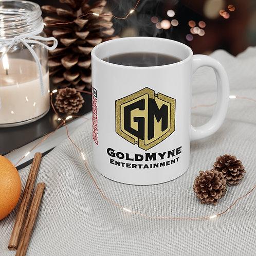 GoldMyne Ceramic Mug 11oz