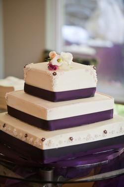 Fortkamp Wedding Neopolitan Cake