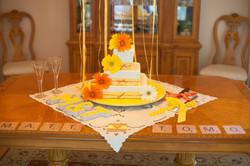 Yrizarri Wedding Cake