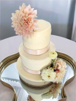 Rosalyn's Dahlia Cake