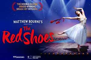 The Red Shoes Theatre Royal Plymouth Nov 21st 2019