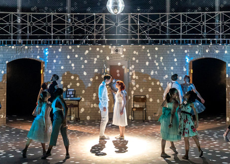 Romeo & Juliet (Screening) Festival Theatre Edinburgh Nov 16th 2019