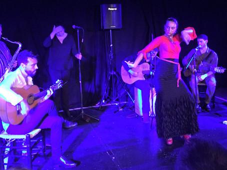 FlamencoNova *** (3 stars)