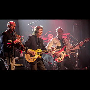 STEVE HACKETT USHER HALL EDINBURGH November 25th 2019