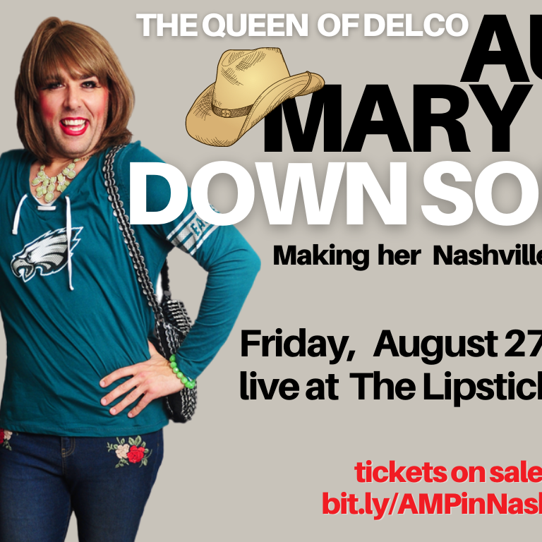 Aunt Mary Pat Down South! Live at The Lipstick Lounge Nashville