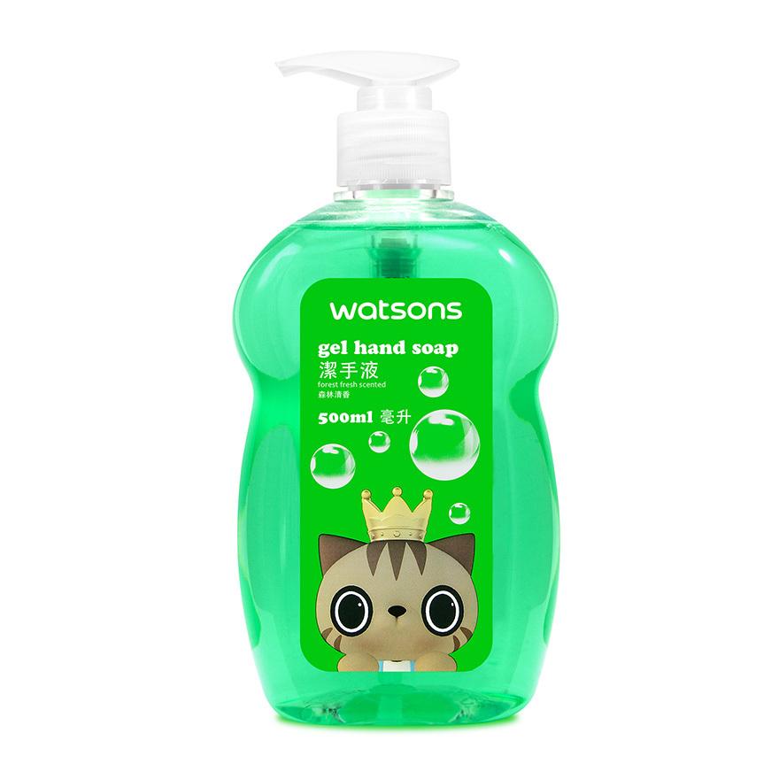 森林清香潔手液500毫升