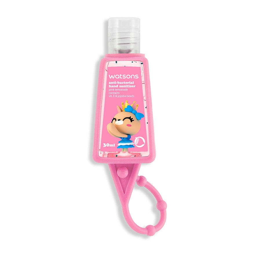 粉紅檸檬消毒搓手液30毫升